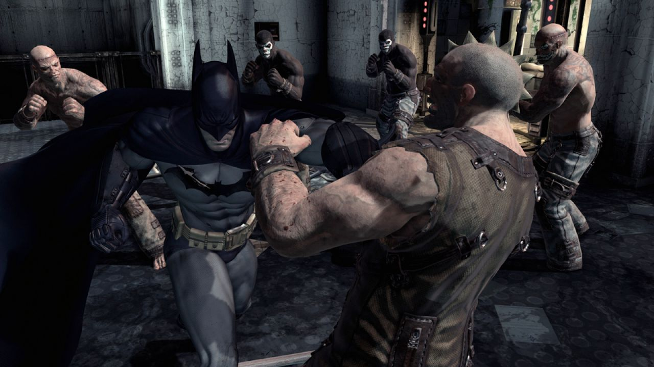 Batman: Arkham Asylum finalmente in arrivo su Mac
