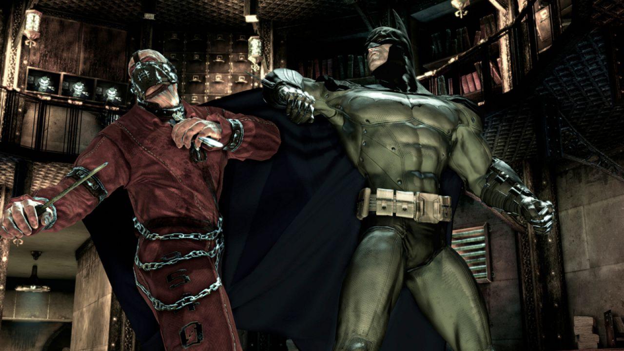 Batman: Arkham Asylum GOTY Edition a metà prezzo su Steam