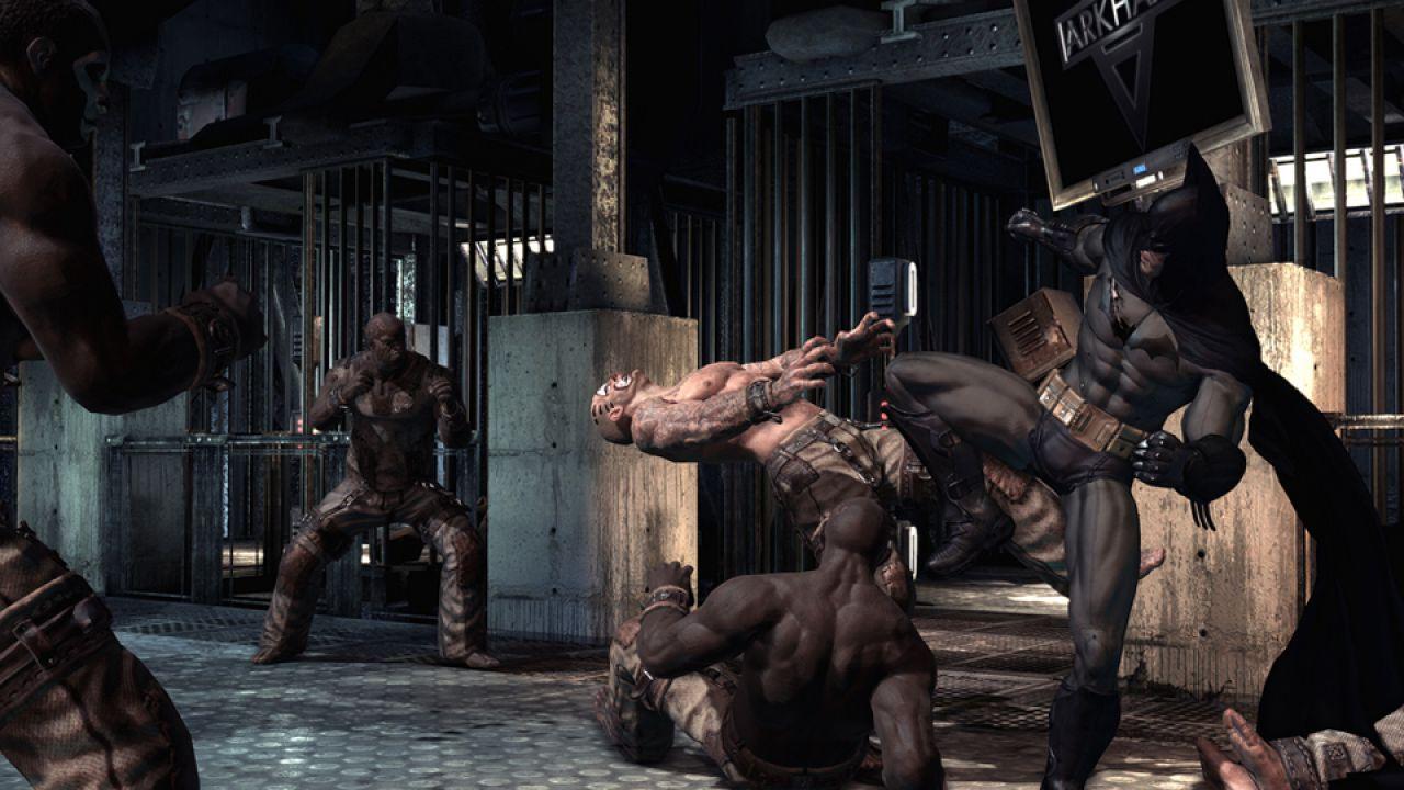 Batman: Arkham Asylum GOTY Edition, da oggi nei negozi