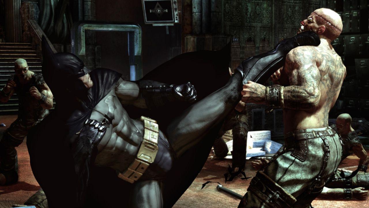Batman: Arkham Asylum GOTY Edition, ufficializzata la data europea