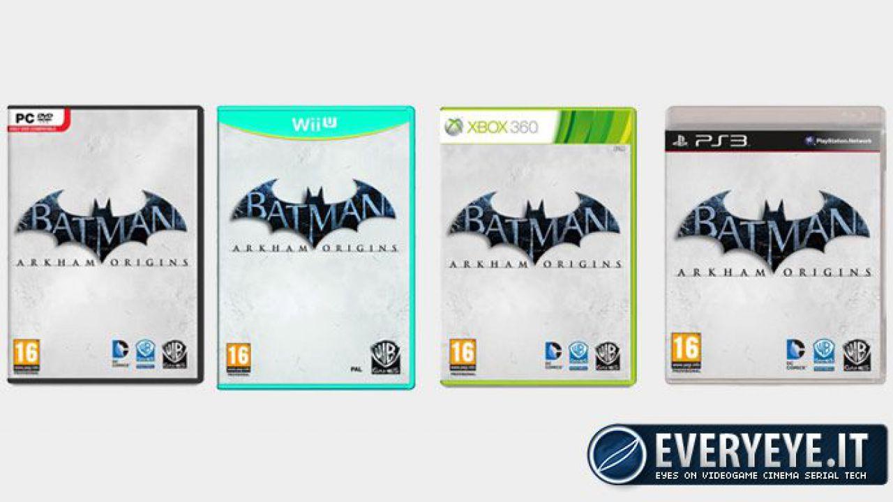 Batman Arkham Bundle avvistato su GameStop