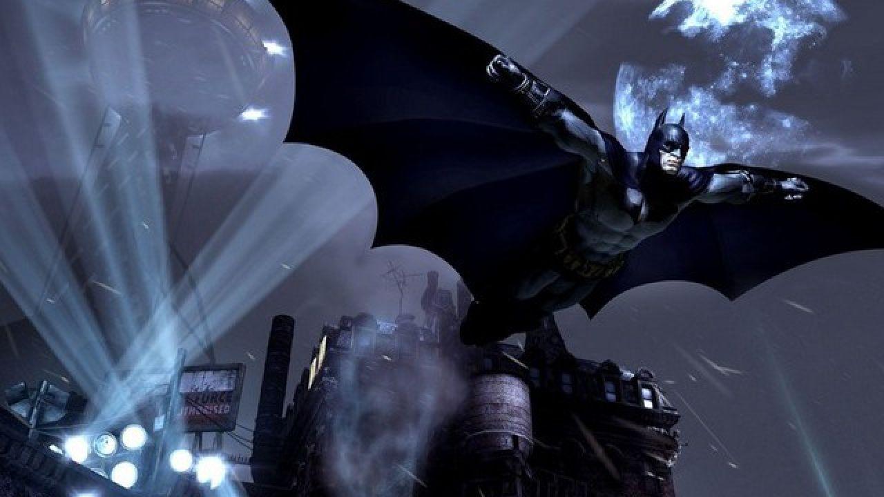 Batman: Arkham City GOTY è disponibile oggi in UK