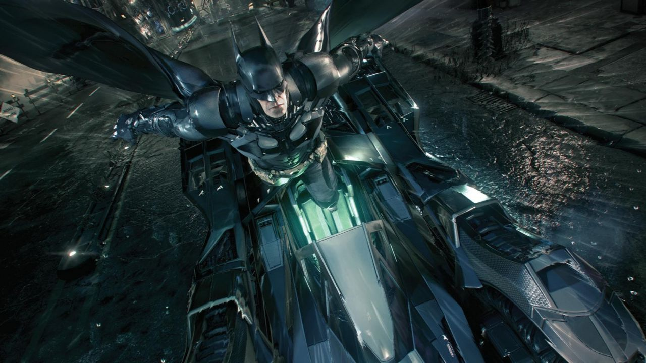 Batman Arkham Knight: annunciato il romanzo ufficiale