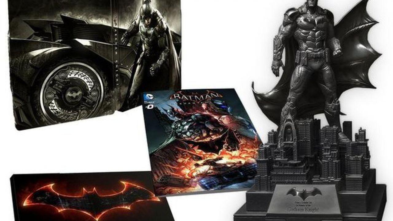 Batman Arkham Knight: David Buckley comporrà la colonna sonora