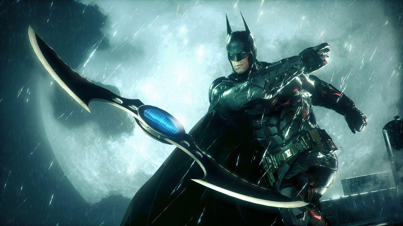 Batman Arkham Knight debutta al primo posto della classifica inglese