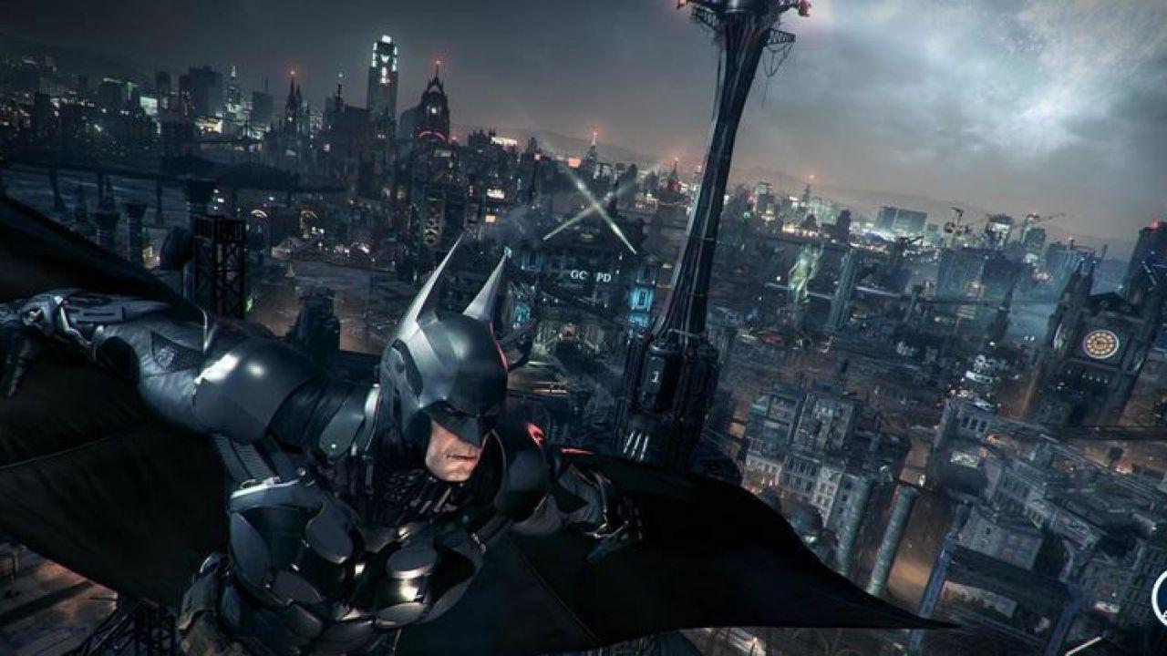Batman Arkham Knight, la demo mostrata durante la conferenza Sony girava su PC