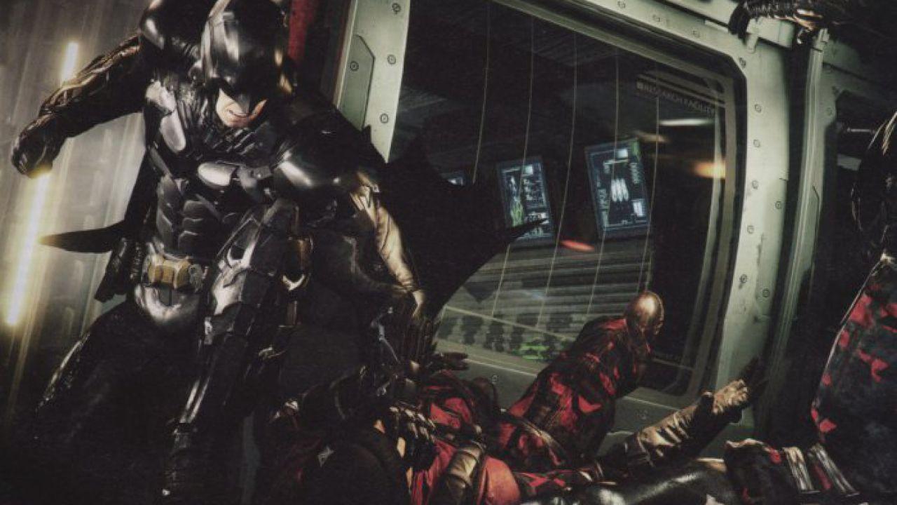 Batman Arkham Knight, ecco il primo video gameplay