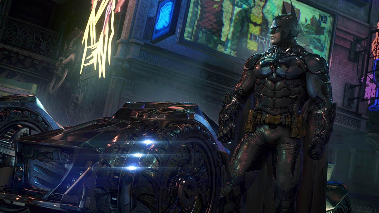 Batman Arkham Knight giocato in diretta su Twitch a partire dalle 15:00