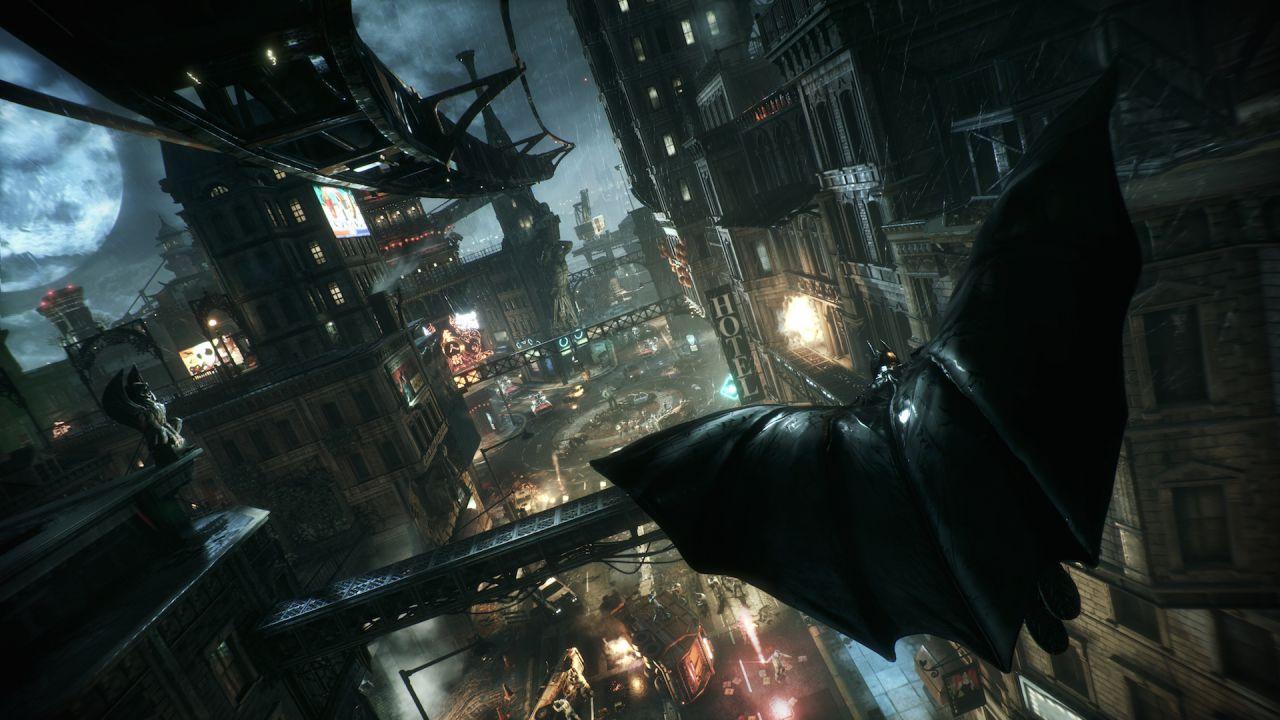 Batman Arkham Knight gira a 900p su Xbox One?