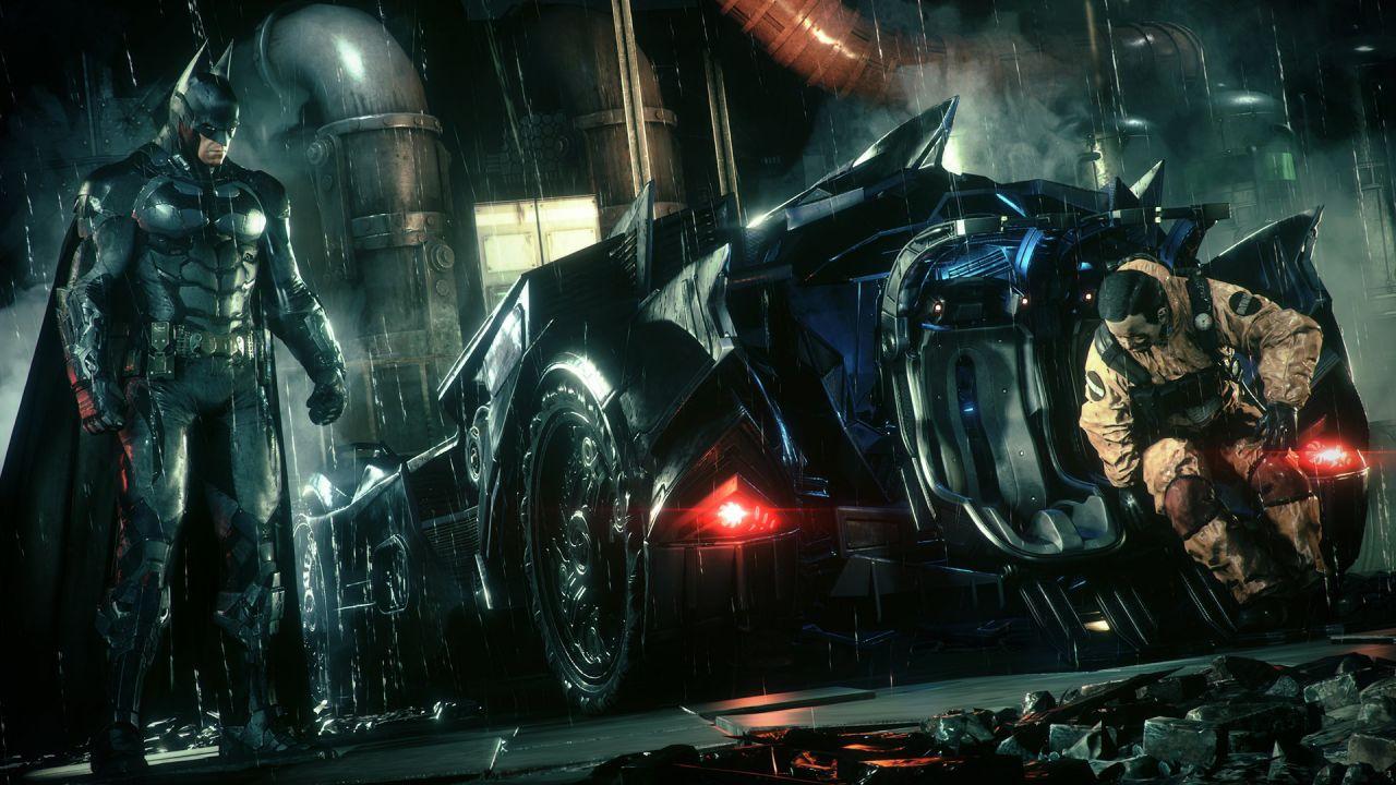 Batman Arkham Knight girerà a 1080p su PlayStation 4