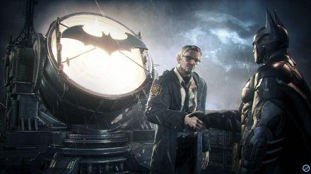 Batman Arkham Knight mantiene la prima posizione della classifica inglese