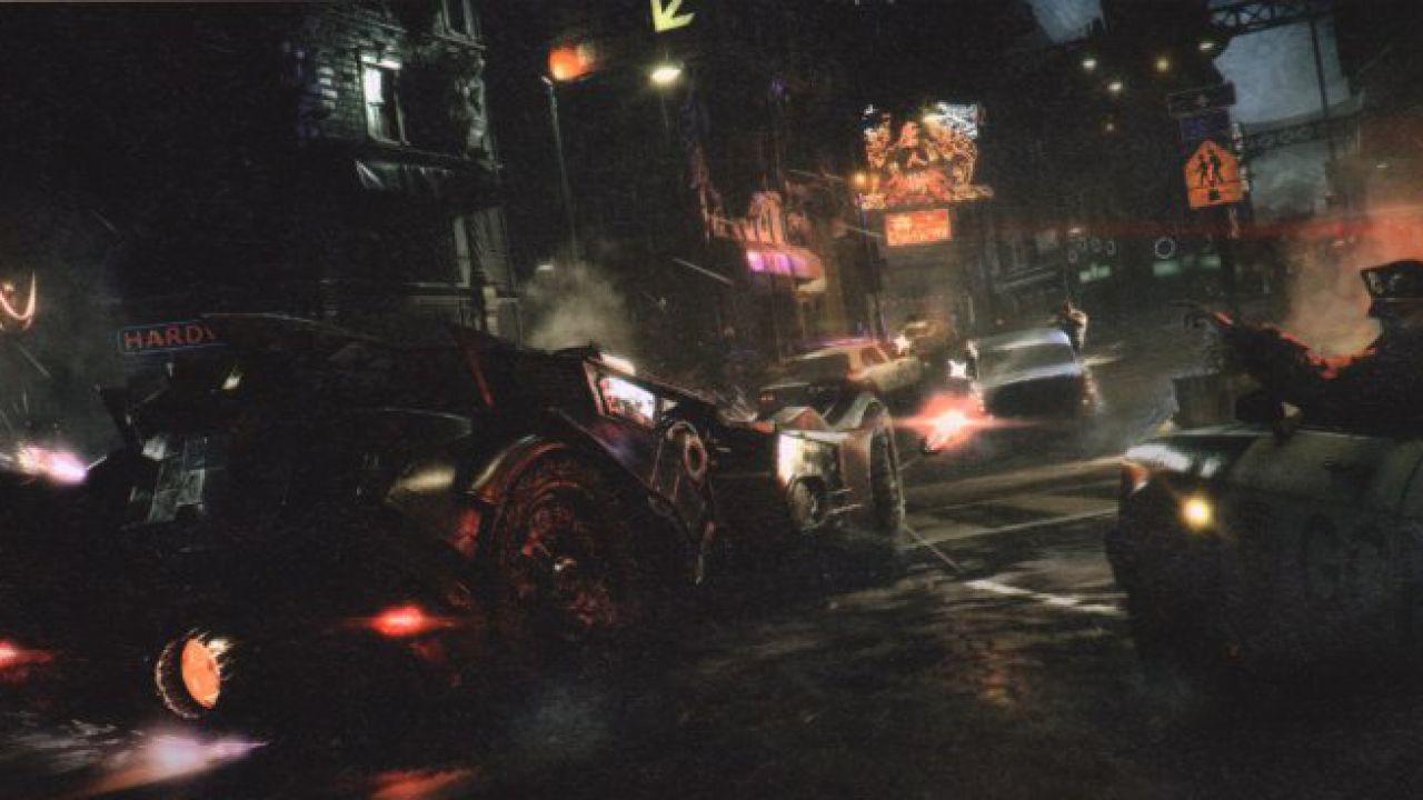 Batman Arkham Knight: missioni esclusive per la versione PlayStation 4