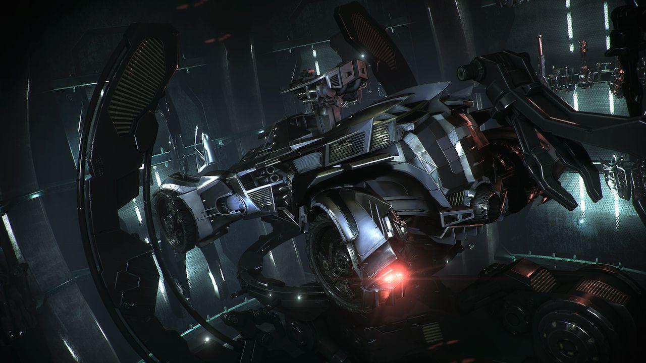 Batman Arkham Knight ci mostra le sfide della Batmobile
