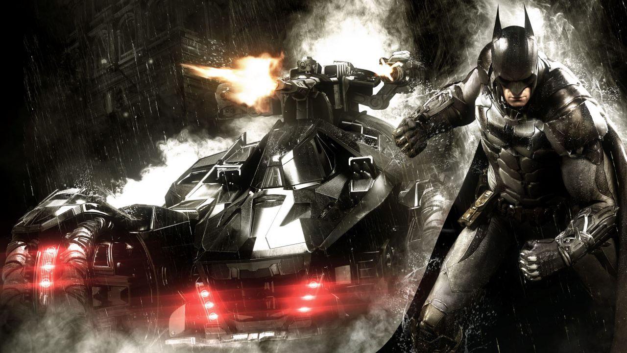 Batman Arkham Knight si aggiorna su Xbox One e PS4
