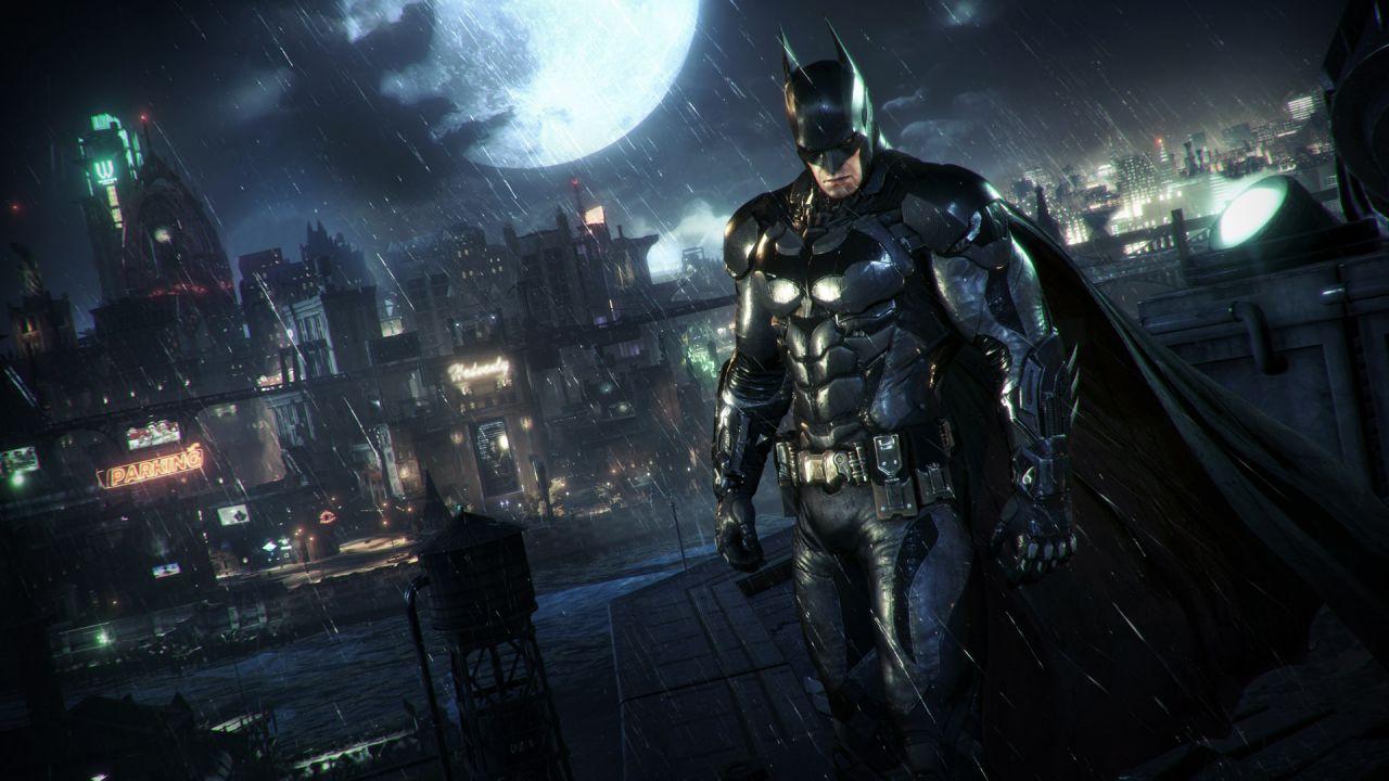 Batman Arkham Knight: upgrade per Xbox Series X|S all'orizzonte? Indizio da Microsoft