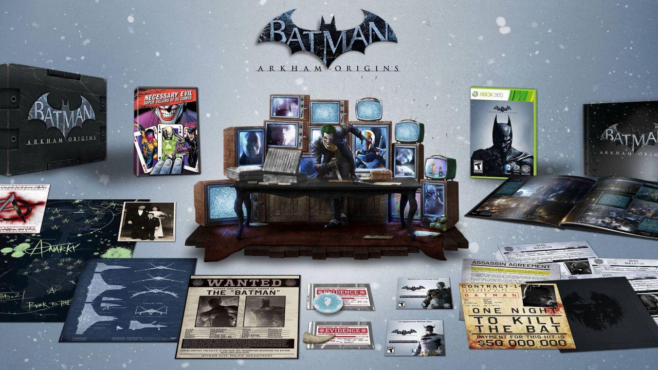 Batman Arkham Origins: altri screenshot da Colonia