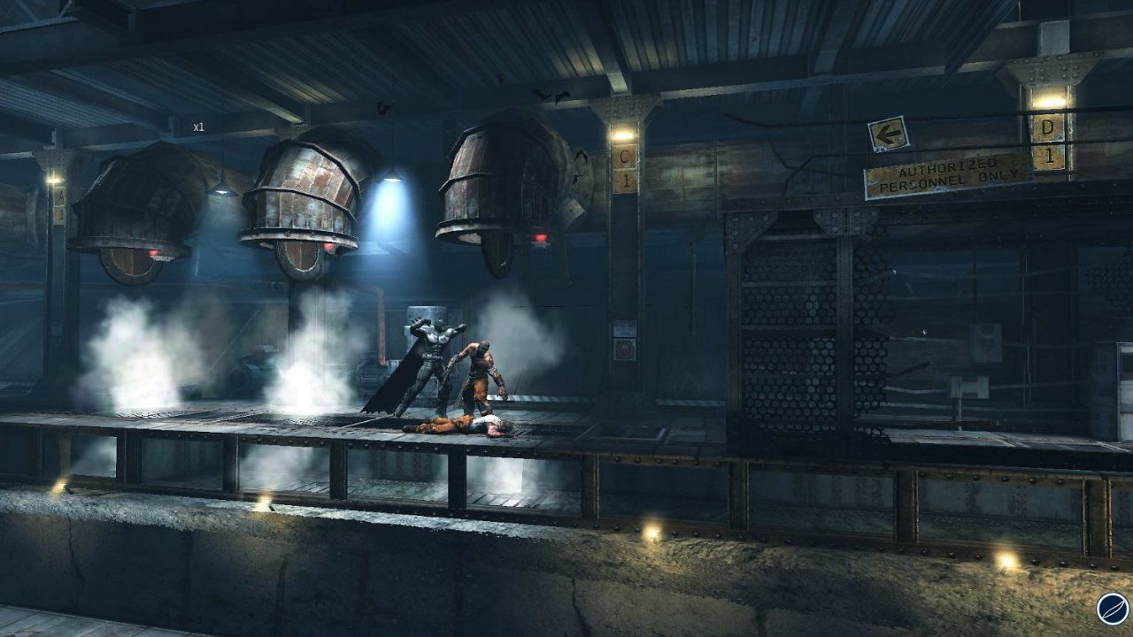 Batman Arkham Origins Blackgate: Deluxe Edition - una patch per la versione Wii U