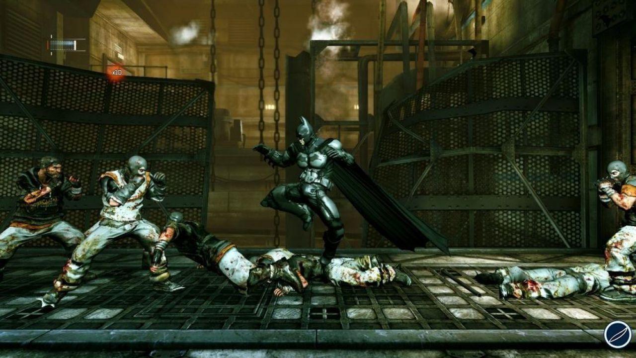 Batman Arkham Origins Blackgate HD avvistato nel database di Steam
