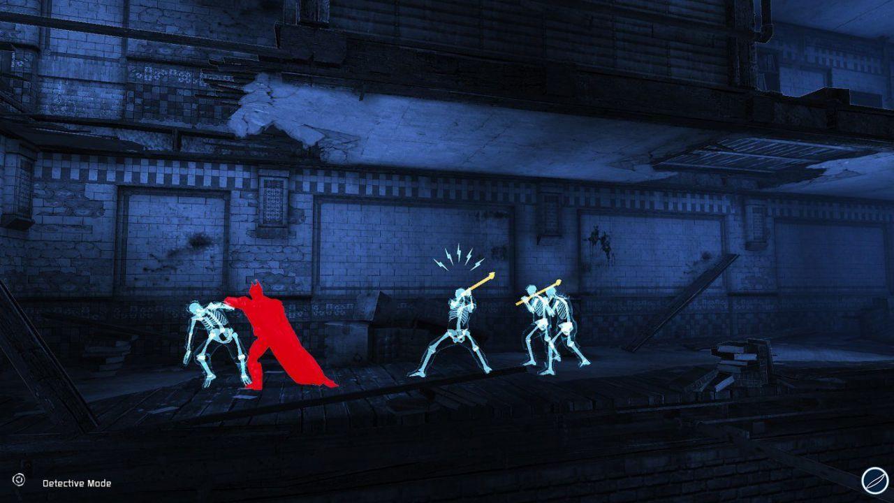 Batman Arkham Origins Blackgate: nuove immagini