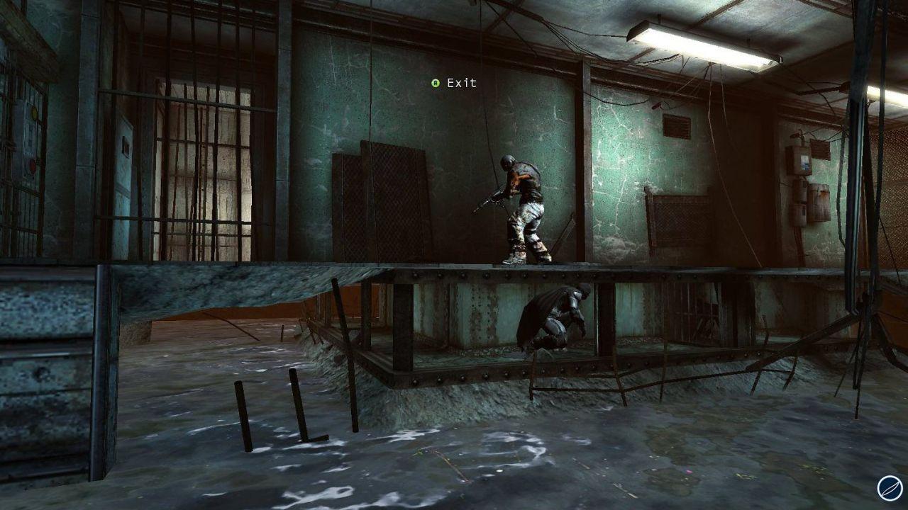 Batman: Arkham Origins - Blackgate, nuove immagini disponibili