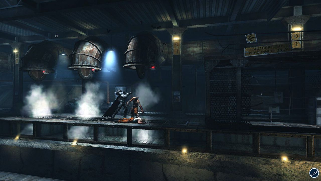 Batman Arkham Origins Blackgate: la progressione dei boss sarà simile a Mega Man