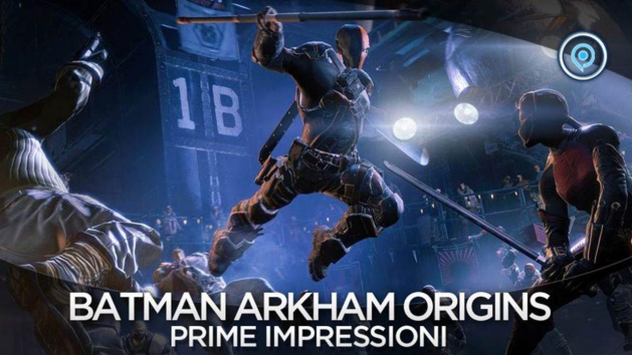 Batman Arkham Origins: la mappa sarà la più grande mai vista un un gioco di Batman