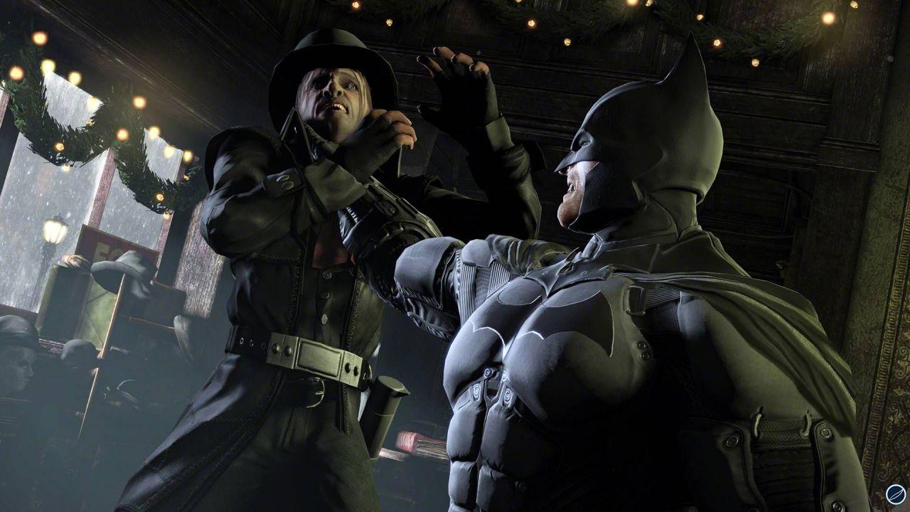 Batman Arkham Origins è piaciuto a Rocksteady