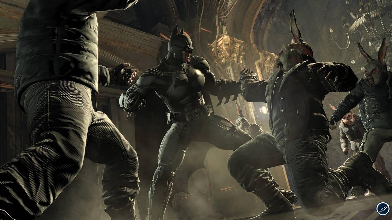 Batman: Arkham Origins - tre immagini per i costumi aggiuntivi della versione mobile