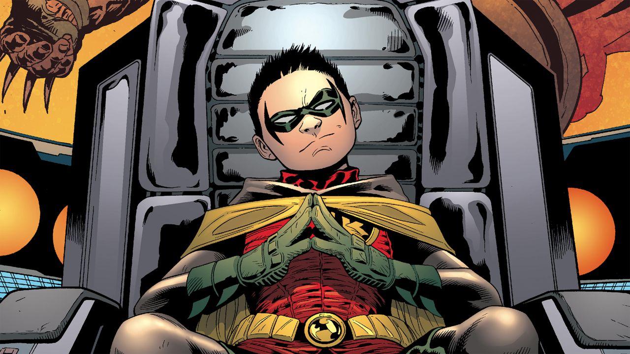 Batman: in arrivo una nuova serie dedicata a Robin