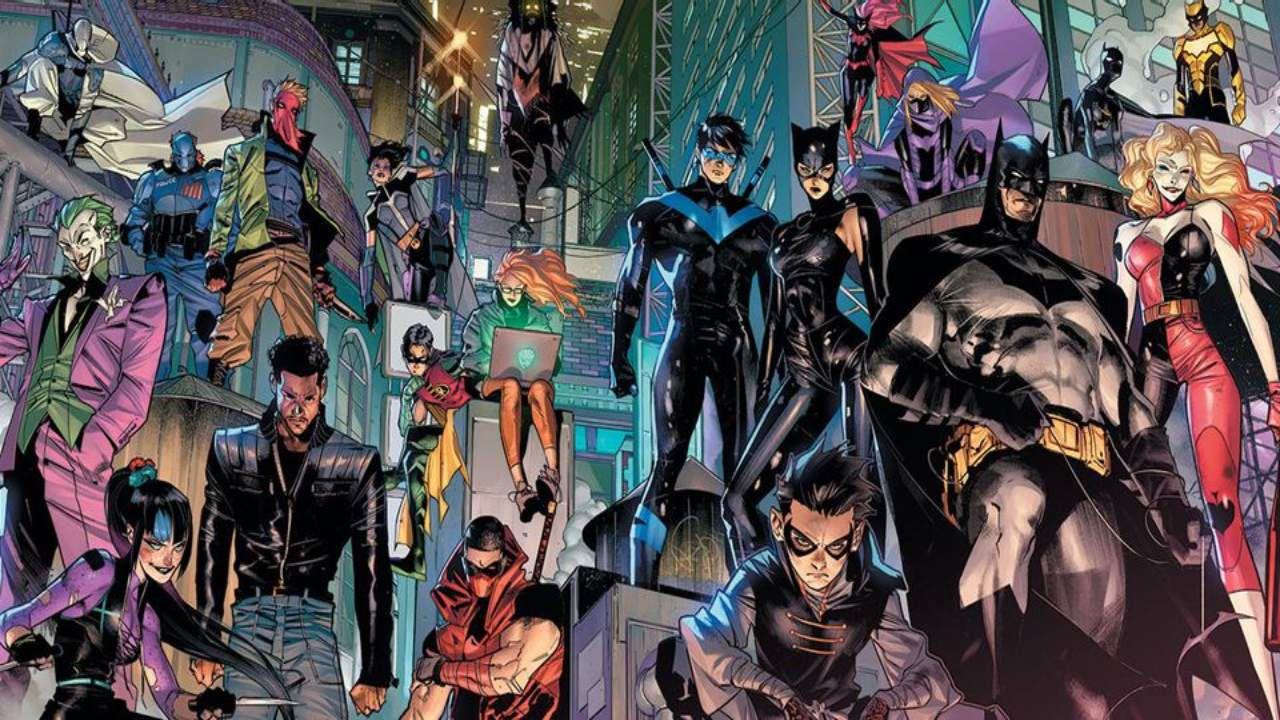 Batman: l'autore James Tynion IV promette grandi novità