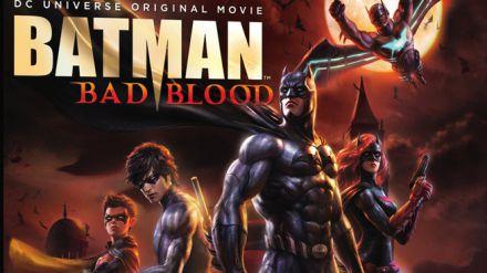 Batman: Bad Blood, disponibile ufficialmente il trailer