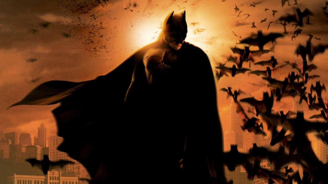 Batman Begins, come Bruce Wayne porta avanti il tema del tempo tanto caro a Chris Nolan