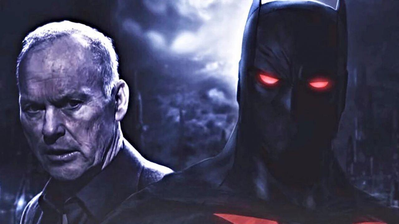 Batman Beyond, il creatore vorrebbe che un film con Michael Keaton