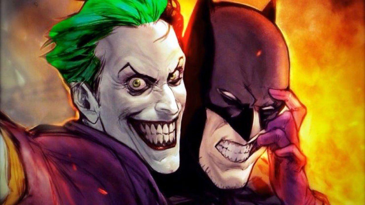 Batman/Catwoman: il Cavaliere Oscuro e Joker sono legati anche nell'oltretomba?