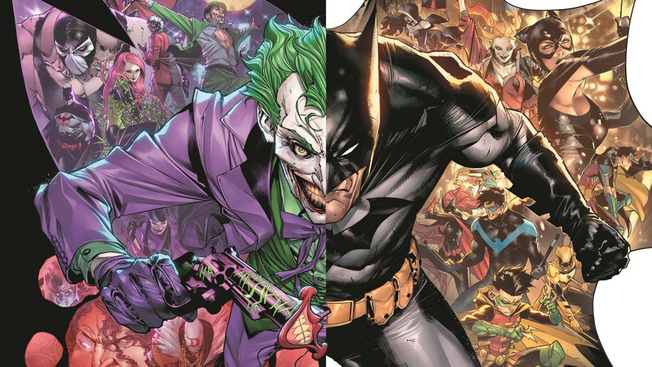 Batman: cosa ne sarà di Bruce Wayne dopo la conclusione della Joker War?