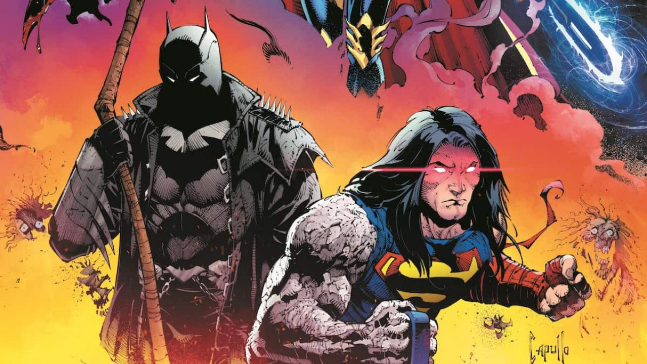 Batman Dark Nights: Death Metal, appare un bizzarro personaggio
