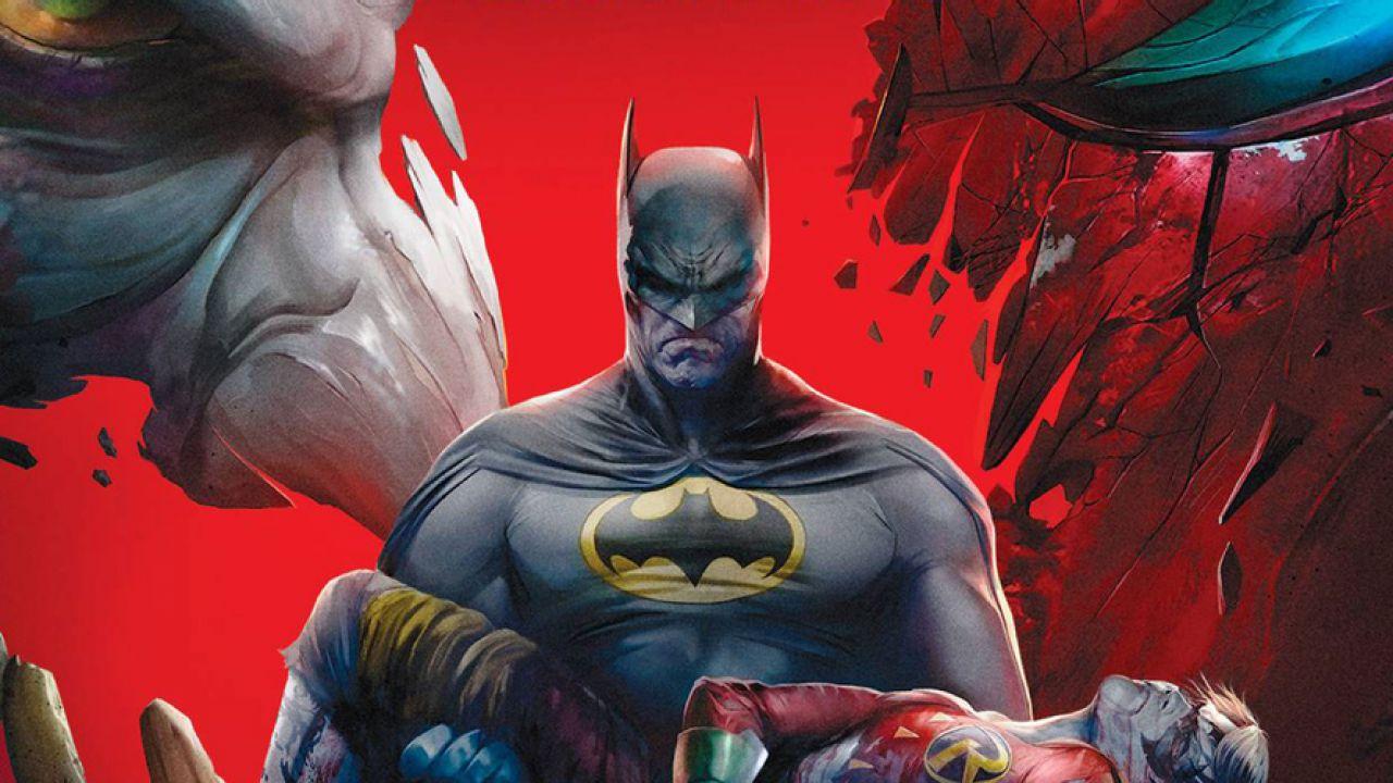 Batman: Death in the Family, una scena in anteprima racconta il rancore di Jason Todd!