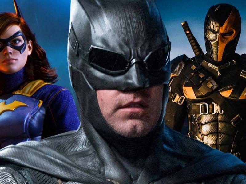 Batman: nel film di Ben Affleck con Deathstroke anche Batgirl, arrivano nuovi dettagli!