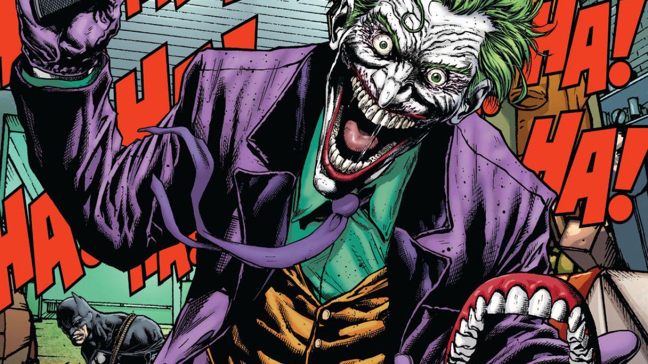 Batman Giant: L'ultimo numero svela le origini di Joker