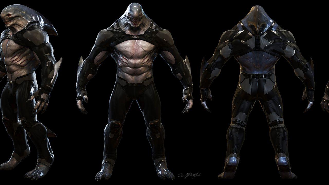 Batman oltre Gotham Knights: nuovi concept per il progetto cancellato