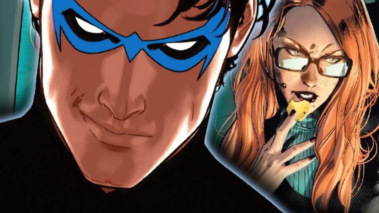 Batman: il primo incontro tra Nightwing e la sua anima gemella