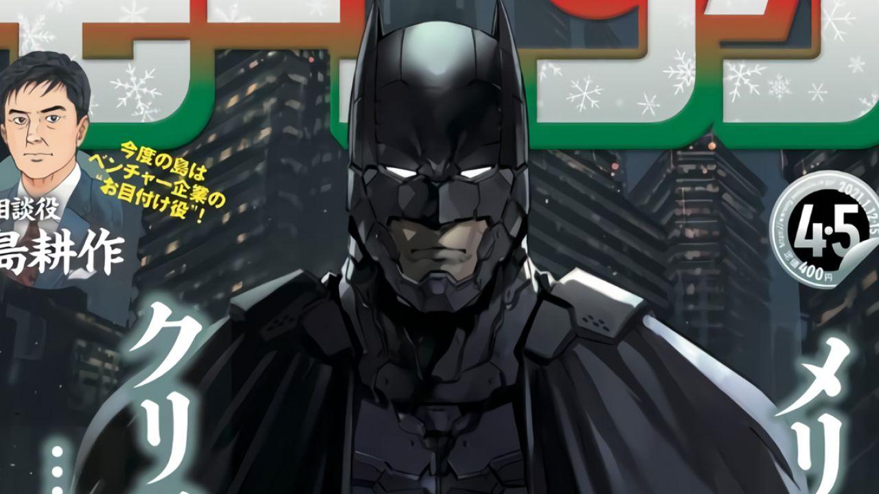Batman Justice Buster: gli autori di Ultraman al lavoro sul manga del Cavaliere Oscuro