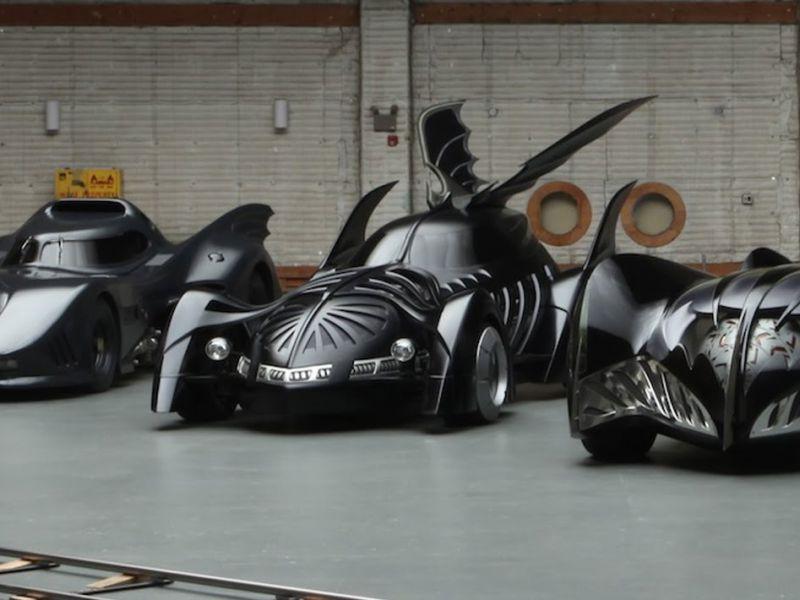 Batman: la mitica Batmobile al centro di uno spettacolare documentario online