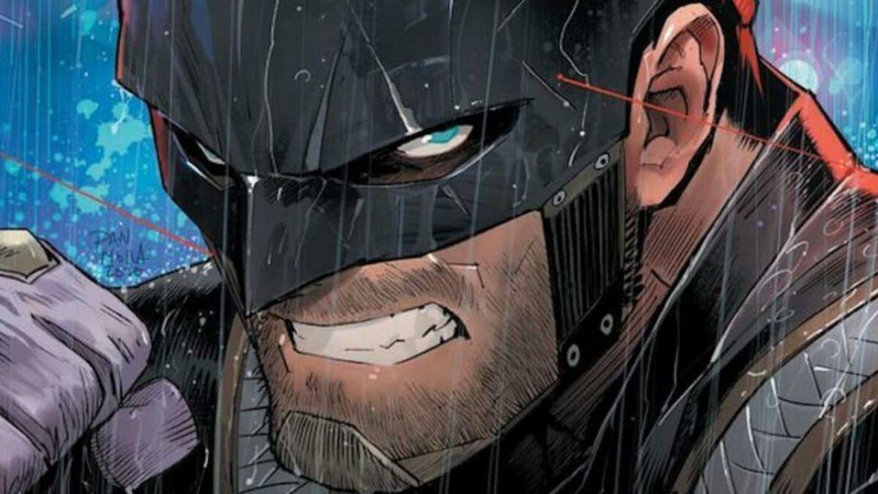 Batman: nuovi dettagli sul Cavaliere Oscuro e Magistrate della serie Future State
