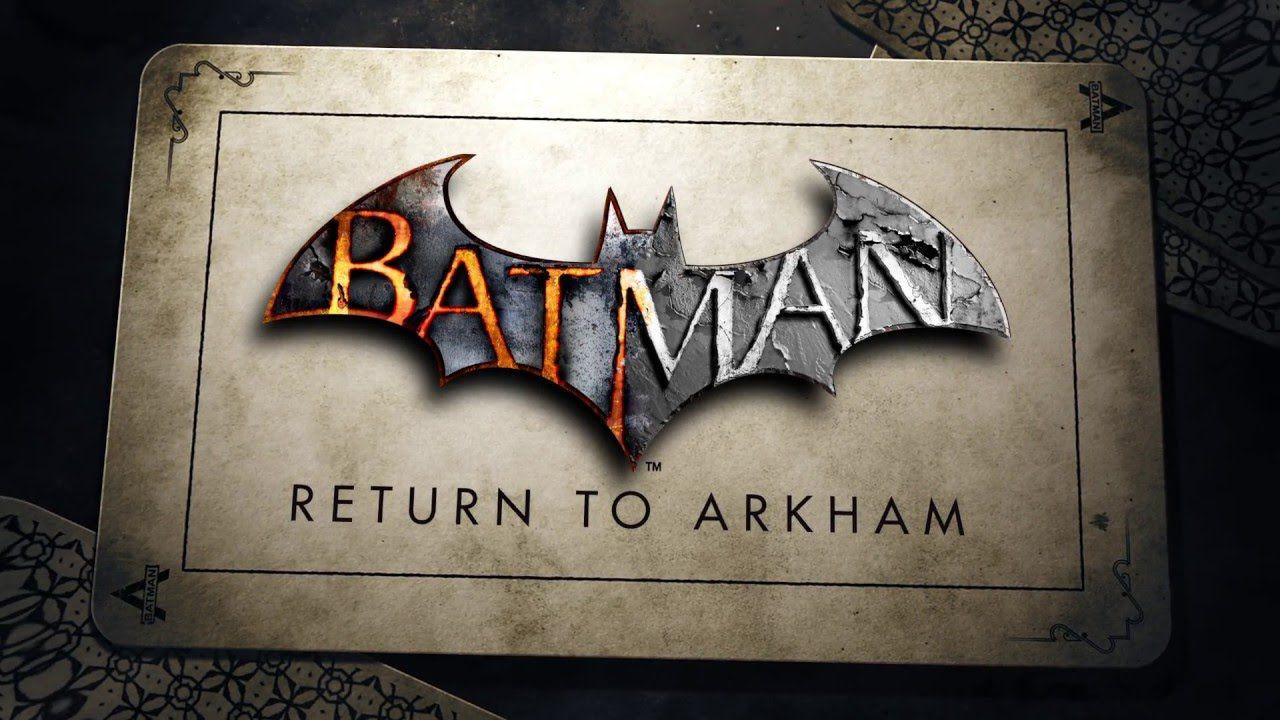Batman Return to Arkham disponibile ora su PlayStation 4 e Xbox One