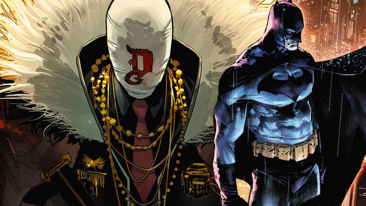 Batman: scopriamo le origini del misterioso antagonista 'The Designer'