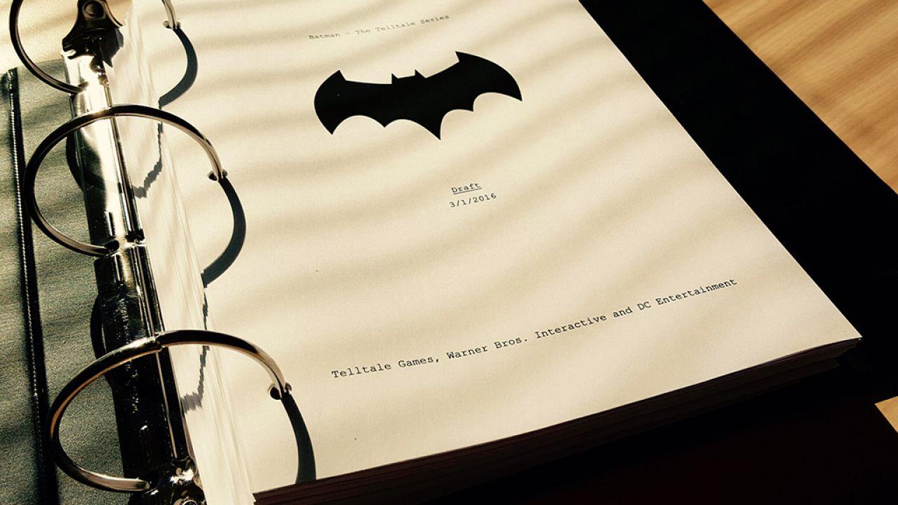 Batman di Telltale, nuovi dettagli dall'SXSW di Austin