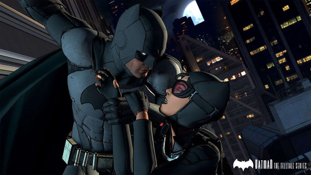 Batman di Telltale: prime immagini e cast dei doppiatori