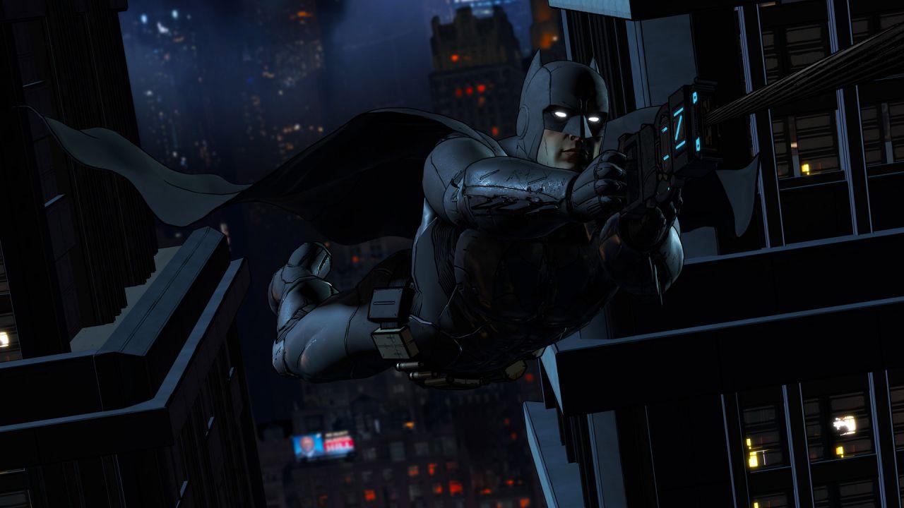Batman di Telltale riceve una patch correttiva su PC