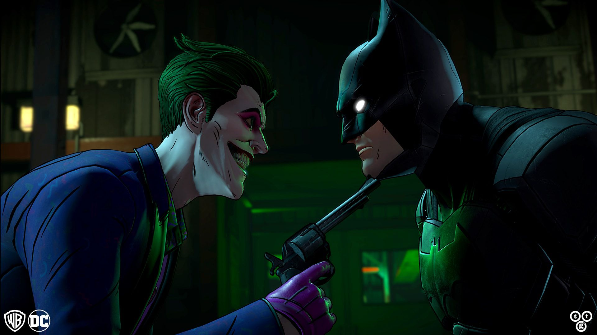 Resultado de imagem para telltale batman the enemy within